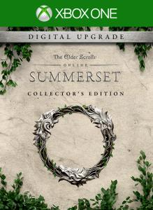 The Elder Scrolls Online: Summerset Collector's Ed. Upgrade - Prepurchase
