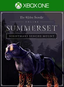 The Elder Scrolls Online: Nightmare Senche Mount