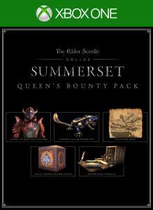 The Elder Scrolls Online: Summerset Queen's Bounty Pack