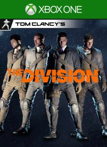 Tom Clancy's  The Division - Upper East Side Outfit Pack