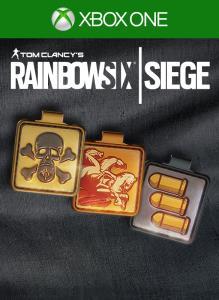 Tom Clancy's Rainbow Six Siege: Operators Icon Charm Bundle