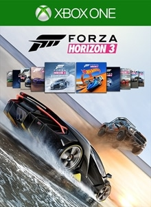 FH3 Platinum Plus Expansions Bundle