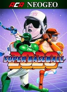 ACA NEOGEO 2020 SUPER BASEBALL
