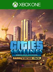 Cities: Skylines - Radio Station Pack