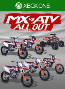2017 KTM Vehicle Bundle