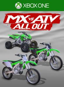 2017 Kawasaki Vehicle Bundle