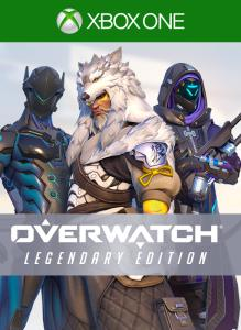 Overwatch Legendary Edition - 10 Skins