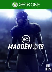 Madden NFL 19 Standard Edition