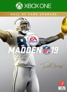 Madden NFL 19:  Hall of Fame Content Upgrade