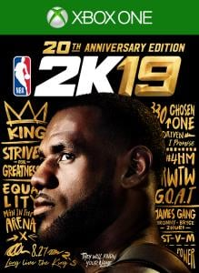 NBA 2K19 20th Anniversary Edition