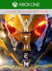 Anthem Legion of Dawn Edition Upgrade