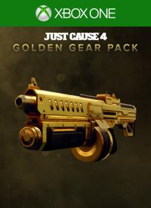 Just Cause 4 - Golden Gear Pack