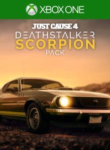 Just Cause 4 - Deathstalker Scorpion Pack