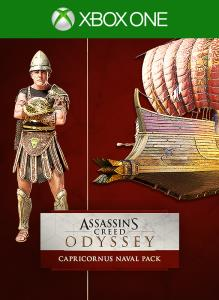 Assassin's Creed Odyssey - CAPRICORNUS NAVAL PACK
