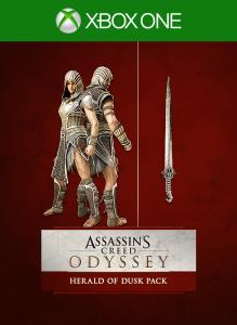 Assassin's Creed Odyssey - HERALD OF DUSK PACK