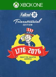 Fallout 76 Tricentennial Edition Preorder
