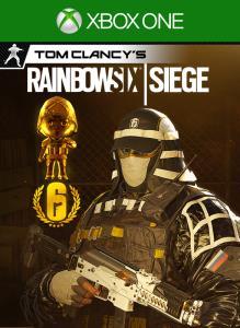 Tom Clancy's Rainbow Six Siege: Pro League Kapkan Set
