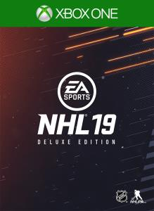 EA SPORTS NHL 19 Deluxe Edition