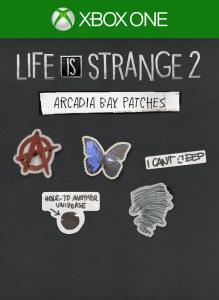 Life is Strange 2 Arcadia Bay patches