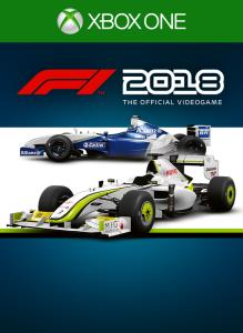 F1 2018 'HEADLINE CONTENT DLC PACK'