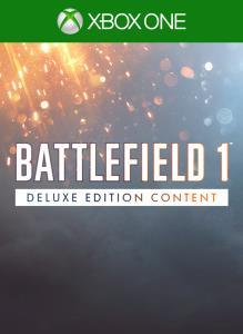 Battlefield 1 Deluxe Edition Content