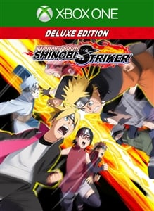 NARUTO TO BORUTO: SHINOBI STRIKER Deluxe Pre-Order Bundle