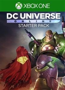 DC Universe Online Starter Pack