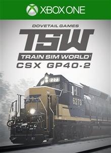Train Sim World: CSX GP40-2