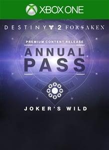 Destiny 2: Forsaken Annual Pass - Joker's Wild