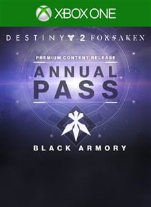 f30716e6e5b Best price for Destiny 2  Forsaken Annual Pass - Black Armory on Xbox One