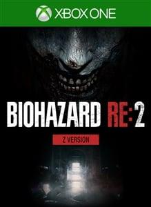 Resident Evil 2 (JP)