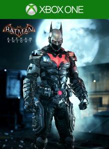 Batman Beyond Skin