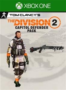 Tom Clancy's The Division 2 - Battleworn Sercret Service Pack