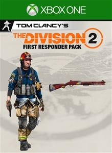Tom Clancy's The Division 2 - First Responder Pack