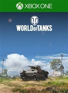 World of Tanks: Mercenaries price tracker for Xbox One