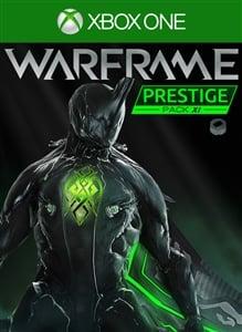 Warframe: Exclusive Prestige Pack XI