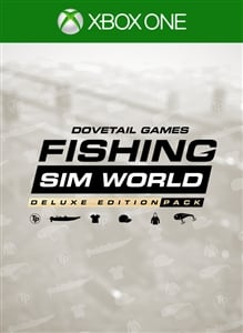 Fishing Sim World: Deluxe Edition Pack
