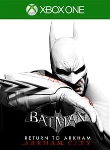 Batman: Return to Arkham - Arkham City