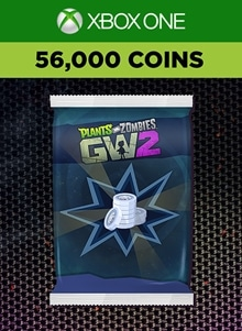 Plants vs. Zombies Garden Warfare 2: 56,000 Handy Coins Pack