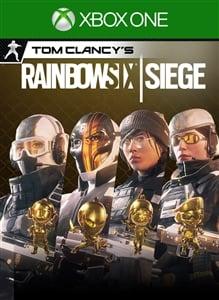 Tom Clancy's Rainbow Six Siege: Pro League Zofia Set on Xbox One