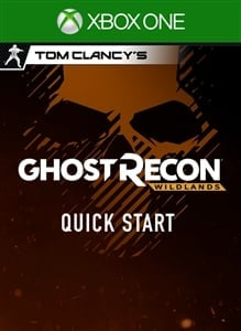 Tom Clancy's Ghost Recon Wildlands Quick Start Pack