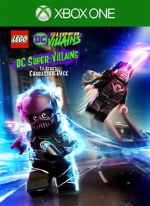 LEGO DC TV Series Super-Villains Character Pack