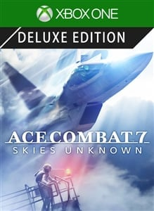 ACE COMBAT 7: SKIES UNKNOWN Deluxe Launch Edition