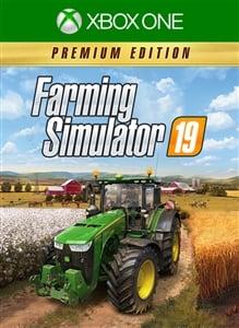 Farming Simulator 19 - Premium Edition Preorder