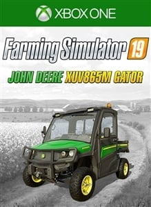 Farming Simulator 19 - John Deere XUV865M Gator DLC