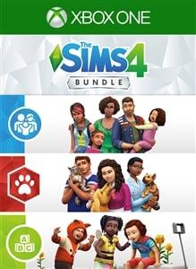 The Sims 4 Bundle - Cats & Dogs, Parenthood, Toddler Stuff