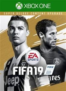 FIFA 19 Super Deluxe Content Upgrade