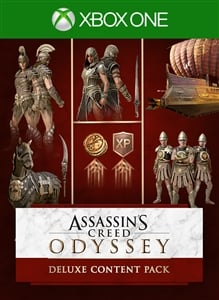 Assassin's Creed Odyssey - DELUXE CONTENT PACK