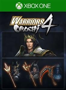 WARRIORS OROCHI 4: Deluxe Edition Bonus Pack