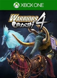 WARRIORS OROCHI 4: Special Mounts Pack 1